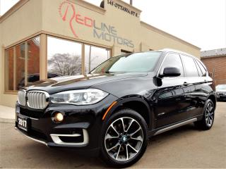 Used 2017 BMW X5 xDrive.Navi.360Camera.HeadsUpDisplay.SoftCloseDoor for sale in Kitchener, ON