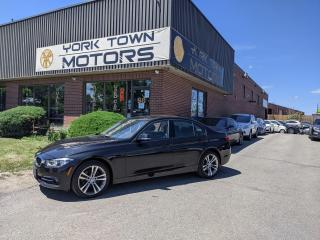 Used 2017 BMW 3 Series 328d SPORT/DIESEL/LED HEADLIGHTS/HEADUP/HK SOUND for sale in North York, ON