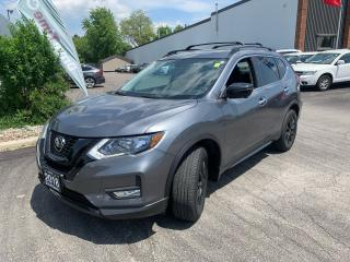 Used 2018 Nissan Rogue Midnight for sale in London, ON