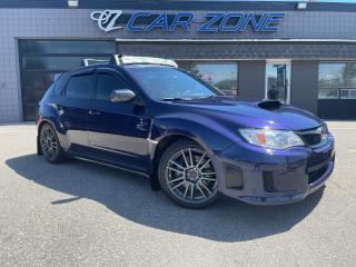 Used 2013 Subaru WRX STI Hatchback for sale in Calgary, AB