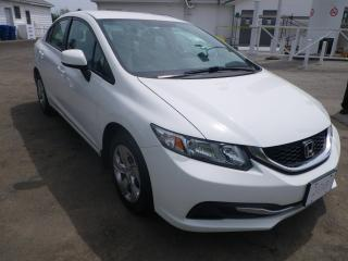 Used 2013 Honda Civic LX for sale in Fort Erie, ON