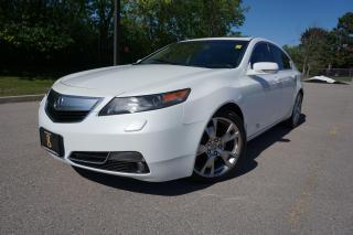 Used 2012 Acura TL ELITE PACKAGE / LOCAL CAR / SH-AWD / CLEAN CAR for sale in Etobicoke, ON