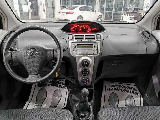 2010 Toyota Yaris 5dr Hatchback Photo19
