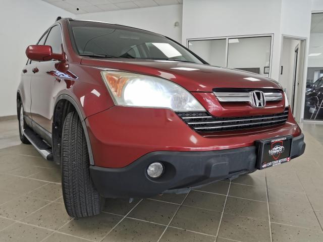 2008 Honda CR-V 4WD EX-L W/NAVIGATION Photo5
