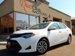 Used 2017 Toyota Corolla LE w/ToyotaSense.Camera.OneOwner.ToyotaWarranty for sale in Kitchener, ON