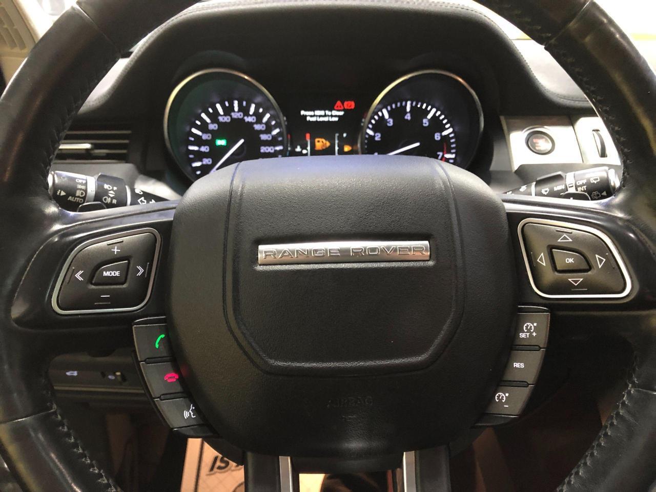 2015 Land Rover Range Rover Evoque