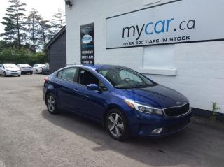 Used 2018 Kia Forte LX HEATED SEATS, ALLOYS, BACKUP CAM, BLUETOOTH!! for sale in Richmond, ON