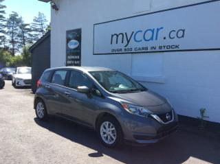 Used 2019 Nissan Versa Note SV ALLOYS, HEATED SEATS, BACKUP CAM, BLUETOOTH!! for sale in Richmond, ON