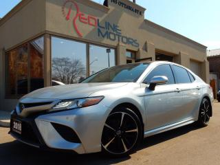 Used 2018 Toyota Camry XSE ***SOLD*** for sale in Kitchener, ON