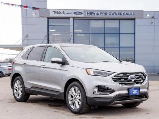 New 2021 Ford Edge Titanium 0% APR | ROOF | TOW | NAV | for sale in Winnipeg, MB