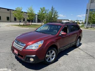 Used 2013 Subaru Outback Limited, AWD, Navi., Leather, Backup Cam., for sale in Toronto, ON