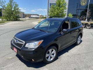 Used 2015 Subaru Forester i AWD, Low KM, Backup Camera, Auto, Warranty Avail for sale in Toronto, ON