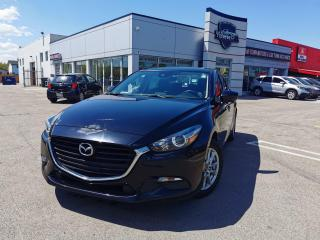 Used 2017 Mazda MAZDA3 GS Automatic Sedan for sale in St. Catharines, ON