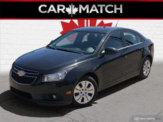 Used 2014 Chevrolet Cruze 1LT / AUTO / AC / POWER GROUP for sale in Cambridge, ON