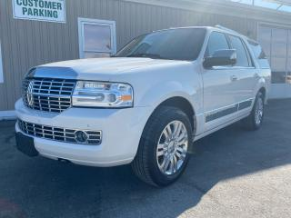 Used 2014 Lincoln Navigator for sale in Tilbury, ON