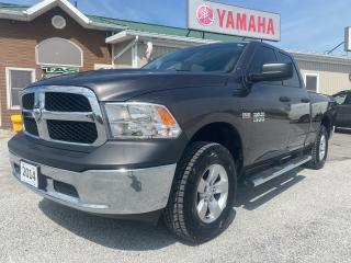 Used 2014 RAM 1500 ST for sale in Tilbury, ON