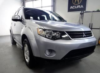 Used 2009 Mitsubishi Outlander 4X4.7 PASS,0 CLAIM,ONE OWNER for sale in North York, ON