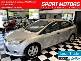 Used 2014 Ford Focus S+New Brakes+A/C+Bluetooth for sale in London, ON