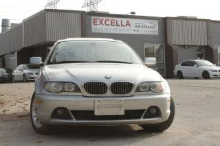Used 2004 BMW 3 Series 2dr Cpe 325Ci for sale in North York, ON