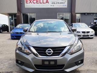 Used 2018 Nissan Altima 2.5 SL Tech Sedan for sale in North York, ON