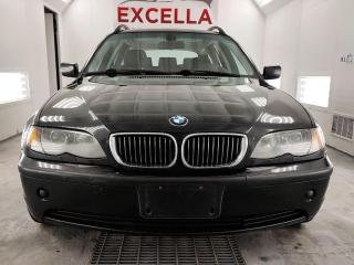 Used 2004 BMW 3 Series 4dr Sport Wgn RWD 325i for sale in North York, ON