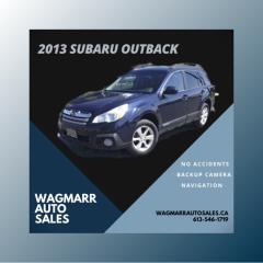 Used 2013 Subaru Outback 2.5i w/Limited Pkg for sale in Kingston, ON