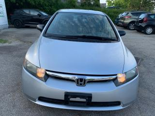 Used 2007 Honda Civic Only 161000 KM/Safety Certification included Asking Price for sale in Toronto, ON