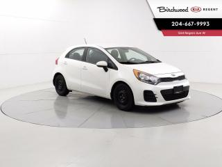 Used 2016 Kia Rio LX+   Locally Owned & Serviced   Power Group   Heated Seats   for sale in Winnipeg, MB