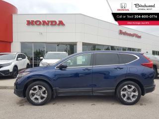 Used 2018 Honda CR-V EX-L Apple CarPlay - Android Auto - Heated Seats - Sunroof for sale in Winnipeg, MB