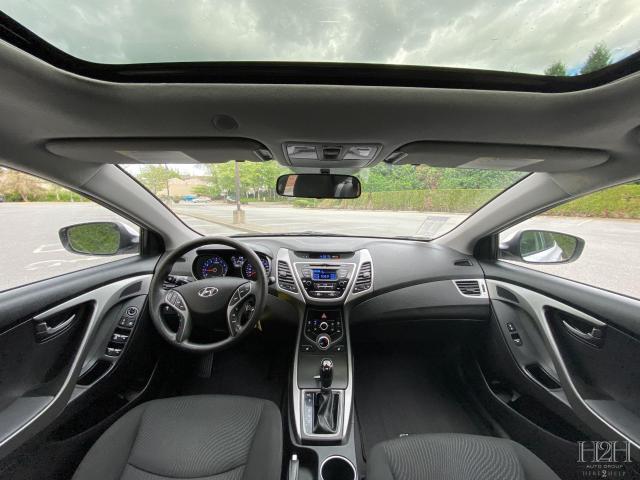 2015 Hyundai Elantra Sport Appearance Photo2
