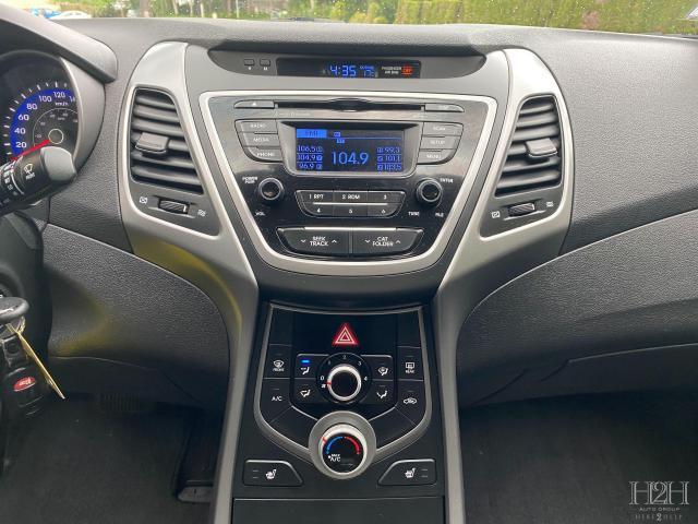 2015 Hyundai Elantra Sport Appearance Photo13