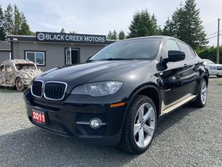 Used 2011 BMW X6 35i for sale in Black Creek, BC