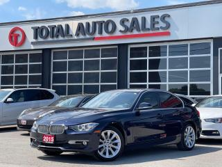 Used 2014 BMW 3 Series DIESEL | XENON | NAVI | LOADED for sale in North York, ON