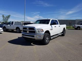 Used 2016 RAM 3500 SLT4X4 I $0 DOWN-EVERYONE APPROVED! for sale in Calgary, AB