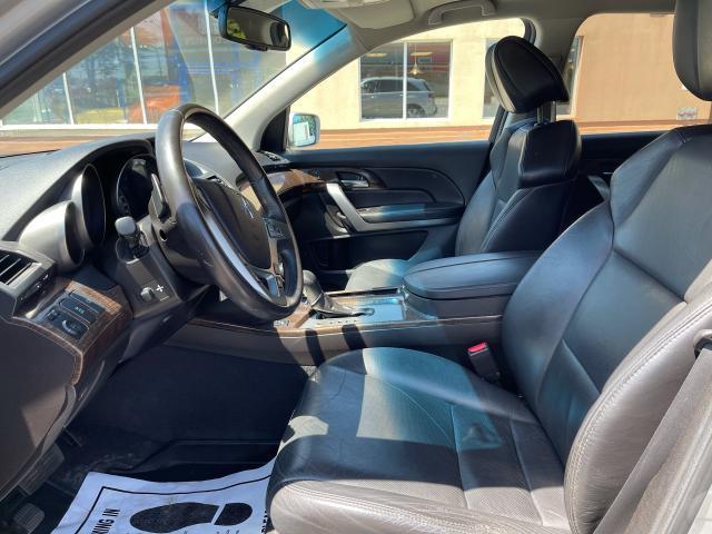 2011 Acura MDX Tech Pkg Navigation /DVD/Sunroof /Leather Photo9