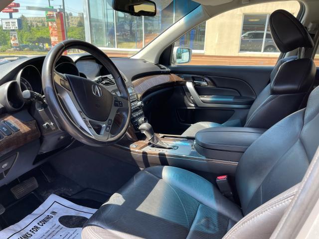2011 Acura MDX Tech Pkg Navigation /DVD/Sunroof /Leather Photo8