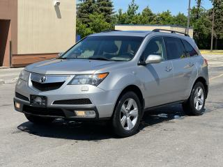 Used 2011 Acura MDX Tech Pkg Navigation /DVD/Sunroof /Leather for sale in North York, ON