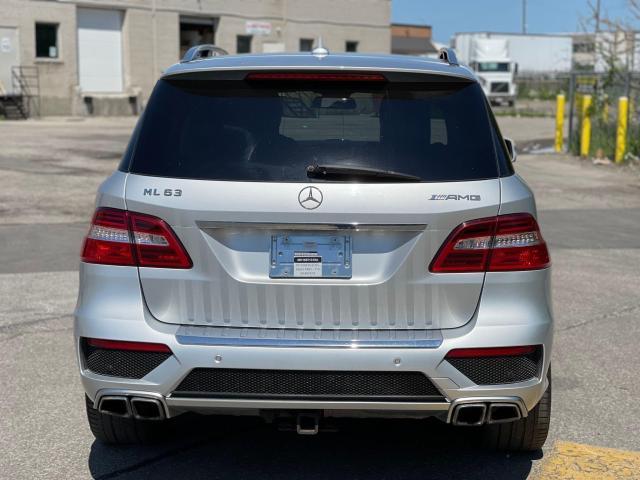2014 Mercedes-Benz M-Class ML 63 AMG Navigation /Sunroof /Camera Photo6