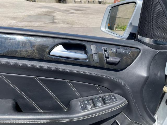 2014 Mercedes-Benz M-Class ML 63 AMG Navigation /Sunroof /Camera Photo13