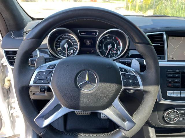 2014 Mercedes-Benz M-Class ML 63 AMG Navigation /Sunroof /Camera Photo15