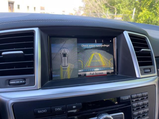 2014 Mercedes-Benz M-Class ML 63 AMG Navigation /Sunroof /Camera Photo18