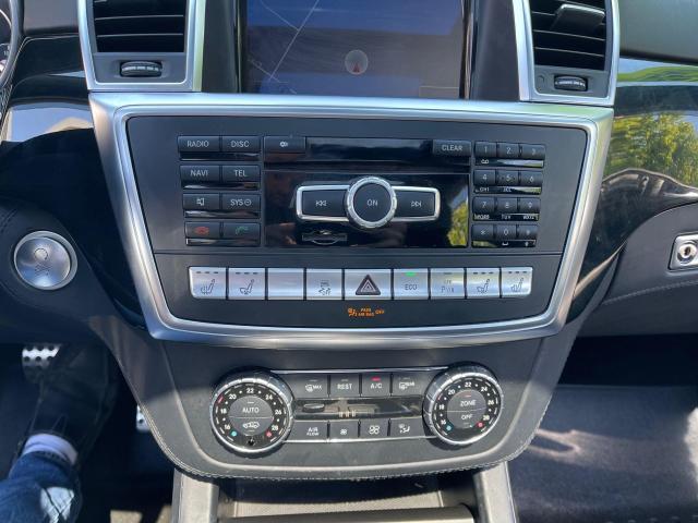 2014 Mercedes-Benz M-Class ML 63 AMG Navigation /Sunroof /Camera Photo20