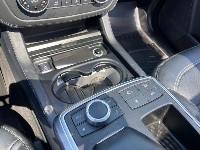 2014 Mercedes-Benz M-Class ML 63 AMG Navigation /Sunroof /Camera Photo21