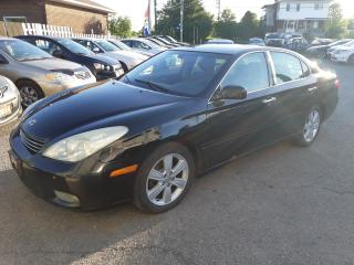 Used 2005 Lexus ES 330 FULLY LOADED, POWER GROUP, PSUNROOF, 211 KM for sale in Ottawa, ON