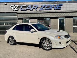 Used 2013 Subaru WRX STI SPORT TECH for sale in Calgary, AB