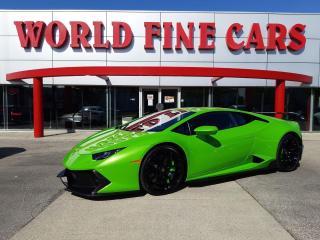 Used 2019 Lamborghini Huracan 610-4 | Vorsteiner | *600 HP* for sale in Etobicoke, ON