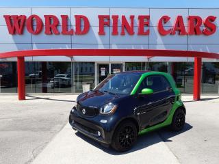 Used 2018 Smart fortwo electric drive Passion | One Owner! Accident Free! Ontario Vehicle for sale in Etobicoke, ON