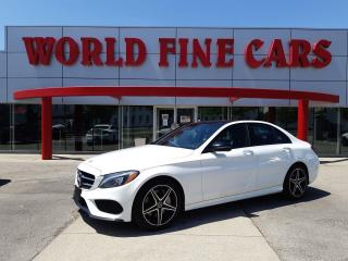 Used 2018 Mercedes-Benz C-Class | One Owner! | CLEAN | Local! for sale in Etobicoke, ON