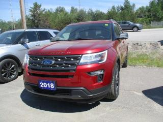 Used 2018 Ford Explorer XLT for sale in North Bay, ON