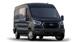 New 2021 Ford Transit Crew Van for sale in Brockville, ON